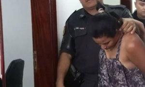 Thai phụ bị hãm hại, mổ bụng lấy thai nhi