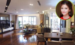 Sao Mai Phương Thảo lần đầu khoe căn chung cư 156m2 với thiết kế hiện đại