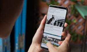 Galaxy S8 - trợ thủ đắc lực cho dân văn phòng