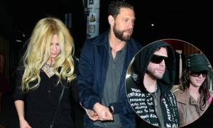 Avril Lavigne hẹn hò tình cũ của Britney Spears