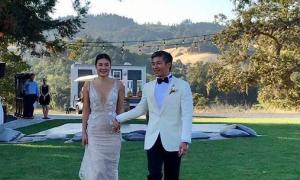 Vợ cũ Lê Minh tái hôn ở Mỹ