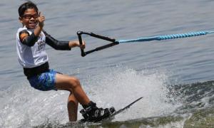 Cậu bé 9 tuổi giành HC vàng SEA Games ngay lần đầu tham dự