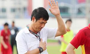 Hữu Thắng bị quy hết trách nhiệm cho thất bại của U22 Việt Nam ở SEA Games 29