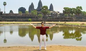 Cuối tuần, 'phượt' Campuchia chỉ với hơn 4 triệu đồng như Nguyên Khang