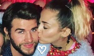 Miley Cyrus chưa muốn kết hôn với Liam Hemsworth dù yêu say đắm