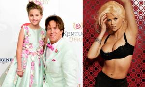Con gái 'quả bom sex' bạc mệnh Anna Nicole Smith nài nỉ bố hẹn hò