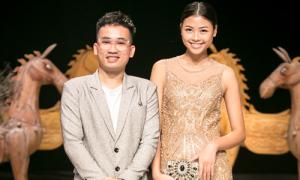 Top 5 Hoa hậu Việt Nam làm vedette cho NTK Hà Duy