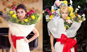 Stylist của Tiêu Châu Như Quỳnh lấp lửng chuyện làm váy nhái cho cô