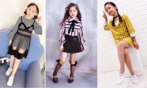 Thiên đường thời trang cho bé tại Nghĩa Baby