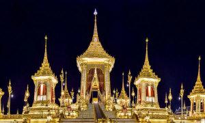 Tang lễ cố Quốc vương Thái Lan