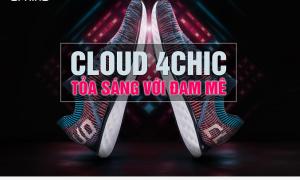 Cloud 4Chic - mẫu giày thể thao hot nhất thu đông 2017 của Li-Ning