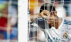 C. Ronaldo có hiệu suất nổ súng thấp chưa từng có