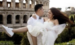 An Dĩ Hiên lên tiếng về tin đồn chồng đại gia từng có vợ con