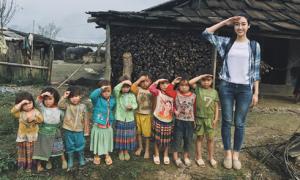 Đỗ Mỹ Linh vào top 20 'Người đẹp nhân ái' Miss World