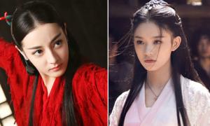 Cuộc đua 'Nữ hoàng' phim truyền hình của các sao nữ 9X Trung Quốc
