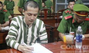 Thi hành án tử tù Nguyễn Hải Dương