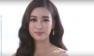 Đỗ Mỹ Linh được đánh giá cao khi trả lời tiếng Anh tại Miss World