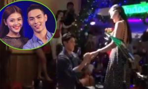 Chúng Huyền Thanh được bạn trai cầu hôn trong dịp sinh nhật 20 tuổi
