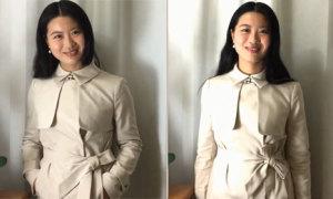 5 cách thắt đai áo măng tô đơn giản