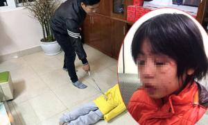 Cuộc trốn chạy với 6 nghìn đồng của bé trai bị bố và mẹ kế bạo hành