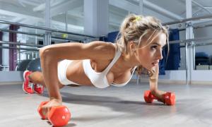 5 động tác giúp tăng kích cỡ vòng một nếu thường xuyên tập luyện