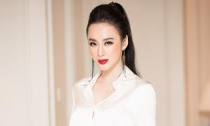 Angela Phương Trinh diện kín mít, đón năm mới ở Đà Nẵng