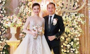 Ngọc Duyên làm lễ cưới với chồng đại gia tại Vũng Tàu