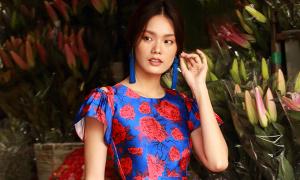 Thanh Thảo Next Top khoe dáng với BST mới của Labella