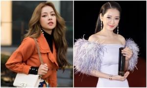 8 mỹ nhân Việt thay đổi kiểu tóc, lăng xê màu tóc đen trong mùa Tết