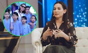 Phi Nhung không lấy chồng vì sợ 23 đứa con nuôi bơ vơ