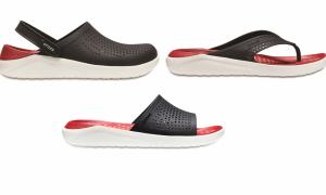 Crocs ra mắt dòng sản phẩm mới LiteRide