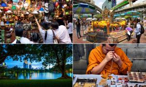 11 trải nghiệm miễn phí có thể nhiều người chưa biết ở Bangkok