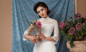 Trang phục cho cô dâu 'nấm lùn' mặc trong sự kiện trước tiệc cưới