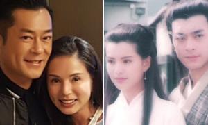 Cổ Thiên Lạc và Lý Nhược Đồng gặp lại sau 23 năm đóng 'Thần điêu đại hiệp'