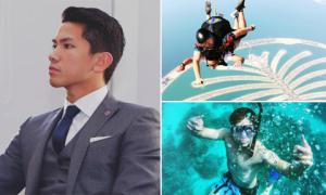 Thú vui chơi của hoàng tử 9X Brunei sở hữu 20 tỷ USD