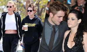 Kristen Stewart quấn quýt bên người tình đồng giới giữa tin đồn tái hợp Rob Pattinson