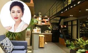 Thiết kế thông minh trong căn hộ chung cư của top 6 Hoa khôi Áo dài 2014