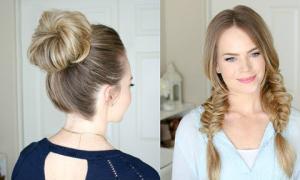 10 kiểu tóc xinh xắn cho nàng làm điệu trong kỳ nghỉ lễ