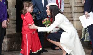 Meghan muốn sớm có con với Hoàng tử Harry