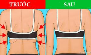 10 động tác giúp triệt tiêu mỡ thừa vùng lưng và hai bên nách
