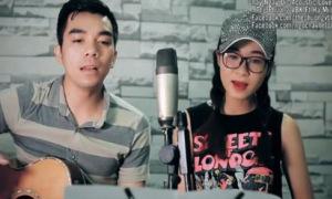 Cặp đôi cover 'Chạy ngay đi' của Sơn Tùng M-TP theo phong cách acoustic