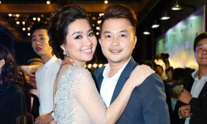 Diễn viên Lê Khánh mang thai con trai đầu lòng được 5 tháng