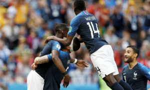 Công nghệ VAR góp phần vào chiến thắng mở màn của Pháp trước Australia