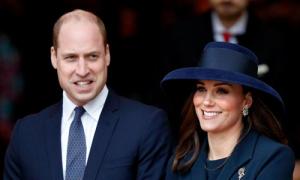 Kate tiếc nuối vì lỡ chuyến thăm Jordan cùng chồng