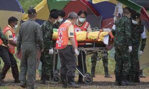 Toàn bộ đội bóng thiếu niên Thái Lan được giải cứu khỏi hang