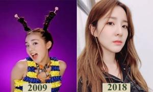 Tuyệt chiêu giữ làn da không tuổi của thành viên 'già' nhất nhì nhóm 2NE1