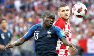 Hé lộ lý do 'máy quét' Kante chơi bất ổn và bị thay ra sớm ở chung kết World Cup