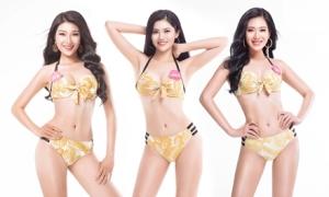 Thí sinh 'siêu eo' và 'siêu vòng ba' tại Hoa hậu VN 2018