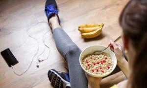 7 thực phẩm nên ăn trước khi đi tập giúp nhanh giảm mỡ, tăng cơ