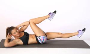 5 động tác giúp ba vòng săn chắc tự tin diện bikini ngày hè
